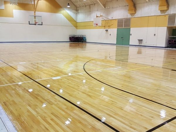 sports floors project image