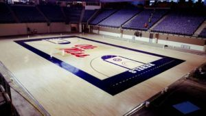 ole miss gym court