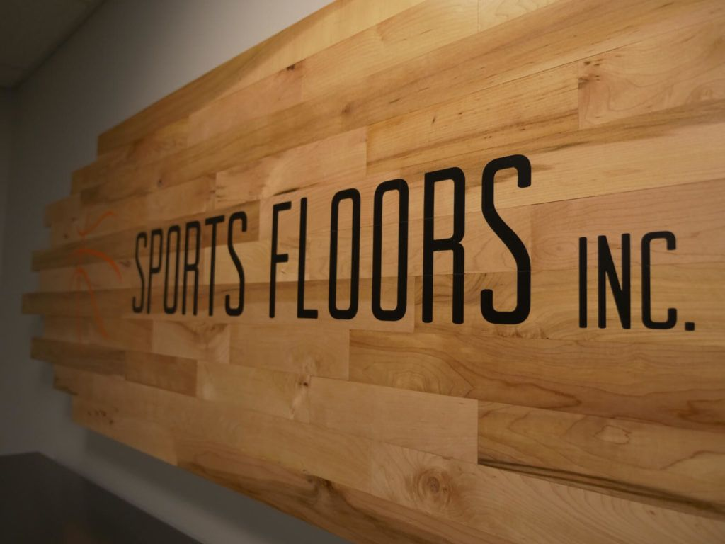 Sports Floors Inc. logo