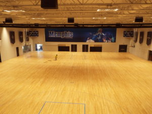 University of Memphis Walton Practice Facility