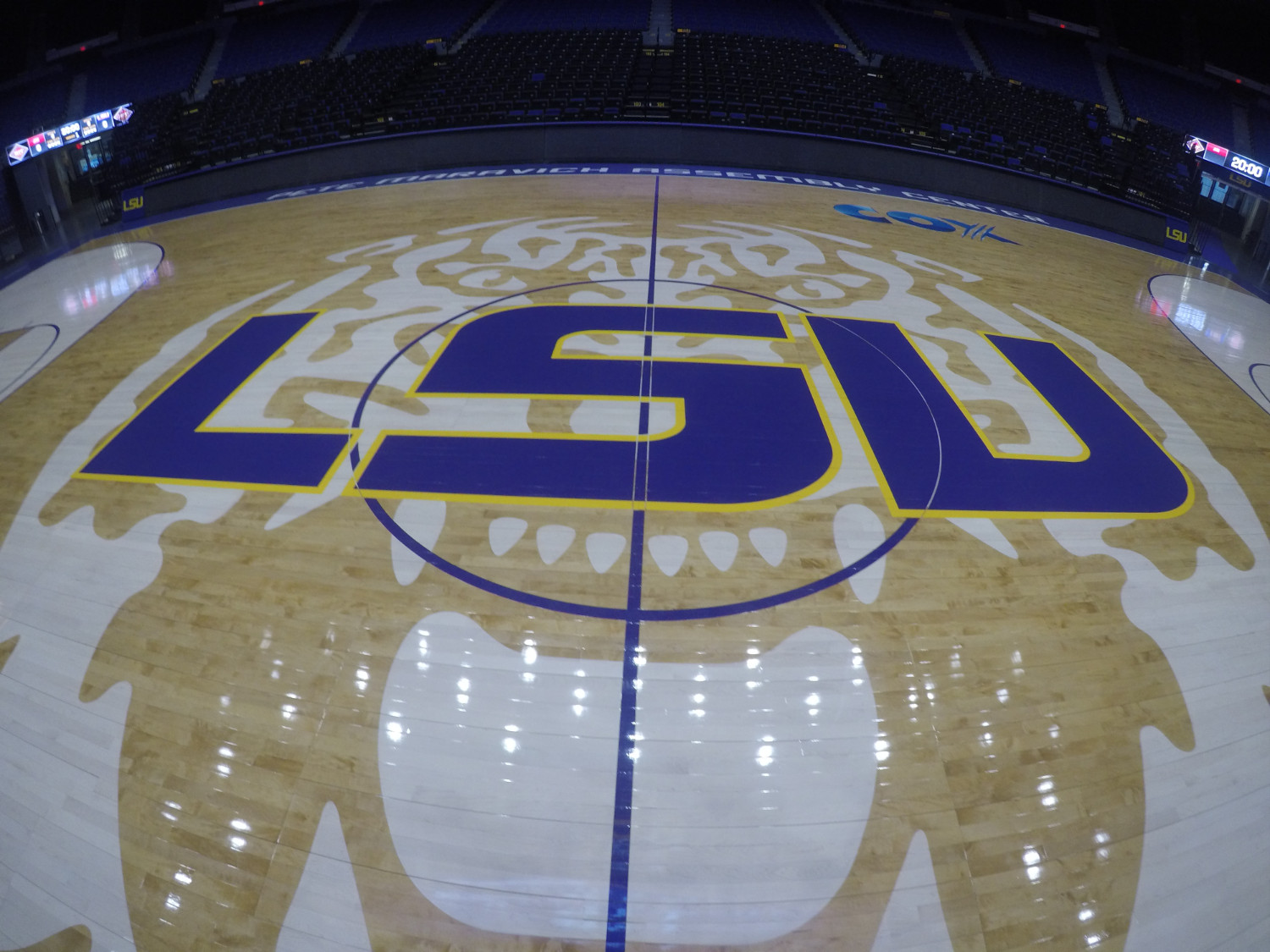 LSU Pete Maravich Assembly Center