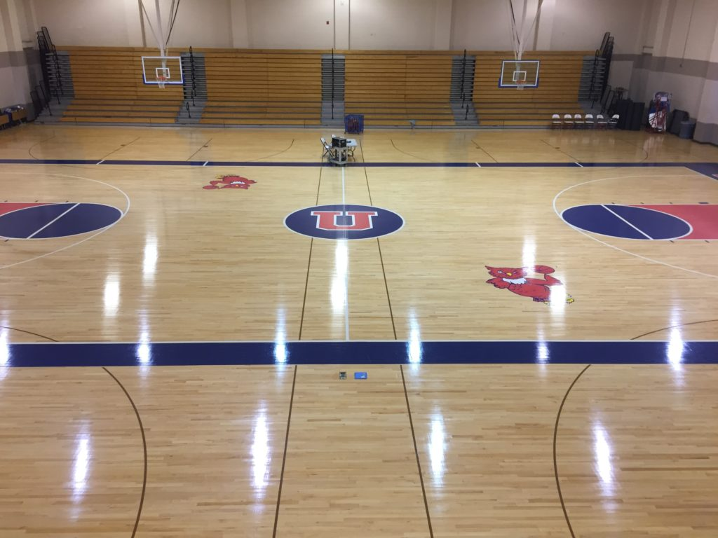 Sports Floor Finish