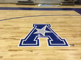 Sports Floors - Elma Roane Fieldhouse