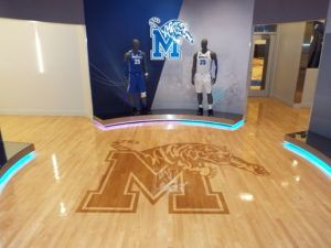 University of Memphis – Laurie Walton Family Basketball Center